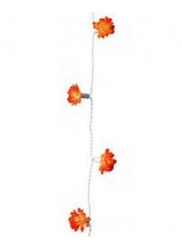 Guirlande lumineuse rouge